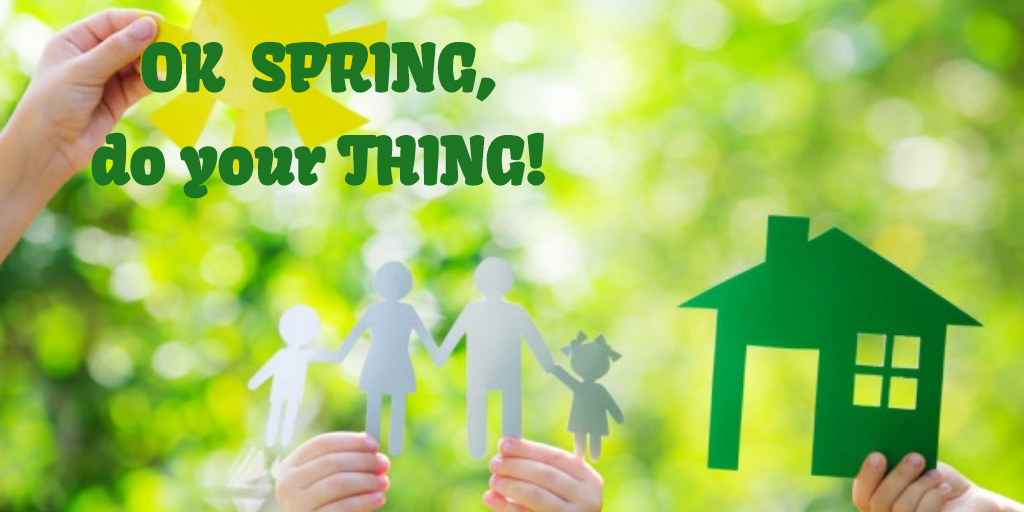 Spring Homebuying
